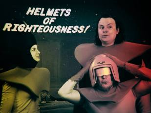 Helmets of Righteousness (Photo: J. Jones)